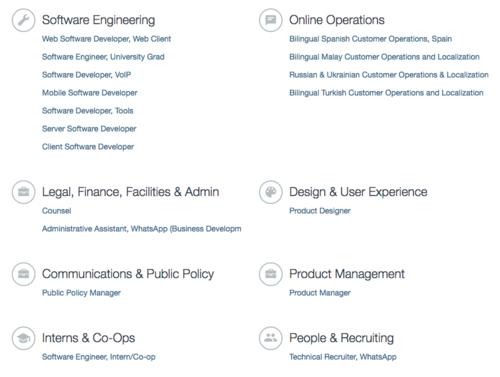 Estas son algunas de las oportunidades que encontrarás.