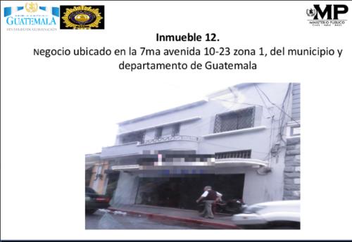 Autoridades también confirmaron la existencia de una bodega de licor del Bar, ubicada en la zona 8 capitalina.