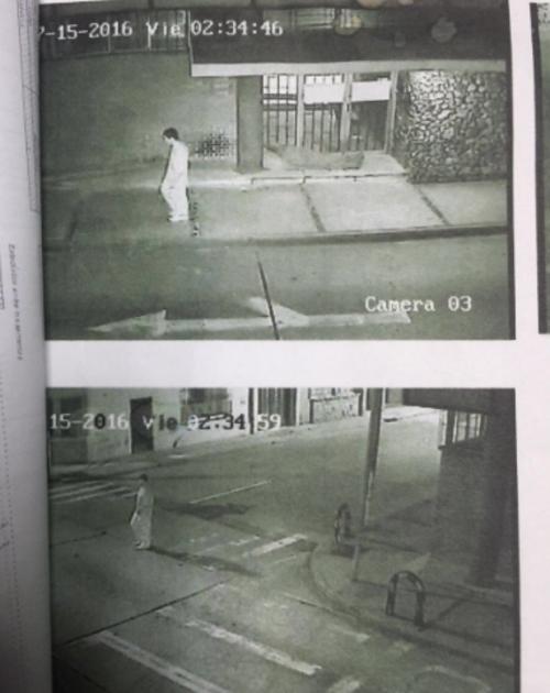 Las fuerzas de seguridad tienen imágenes de cámaras cercanas a los lugares donde ocurrieron las agresiones de indigentes. (Foto: Twitter/@DanielTzoc_eu)