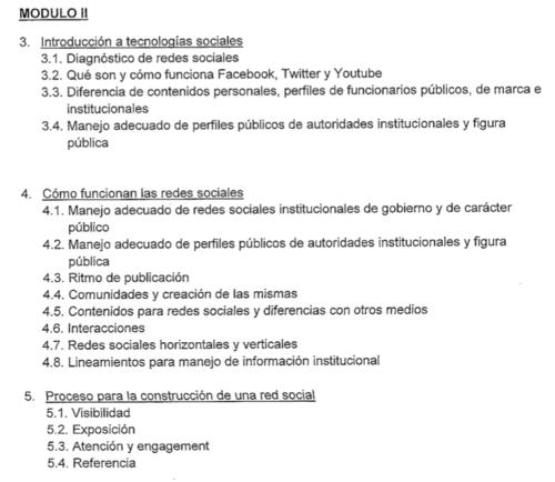 Este es uno de los tres módulos que incluye la capacitación pagada por el Ministerio de Finanzas. (Foto: José Miguel Castañeda/Soy502)
