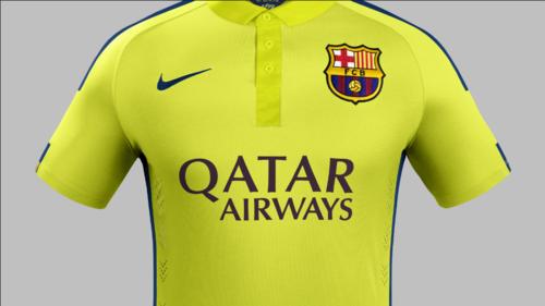 Así fue la tercera camisa hace dos temporadas (Imagen: WorldSoccerShop)