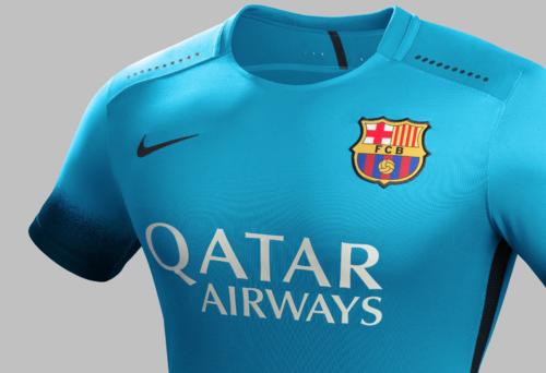 Este fue el tercer uniforme la temporada pasada (Imagen: WorldSoccerShop)