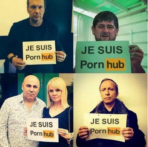 La campaña a favor de Pornhub comenzó luego que esta página fuera bloqueada en territorio ruso. (Foto: Sopitas.com)