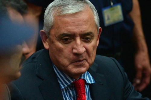 Otto Pérez enfrenta proceso penal por los casos de corrupción: La Línea, TCQ y Cooptación del Estado. (Foto: Archivo/Soy502)