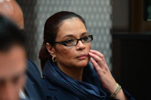 Roxana Baldetti enfrenta proceso penal por los casos de corrupción: La Línea, Lago de Amatitlán, TCQ y Cooptación del Estado. (Foto: Archivo/Soy502)