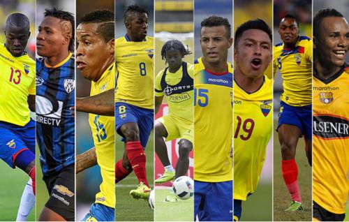 Los nueve jugadores en problemas. (Imagen: Diario Marca)