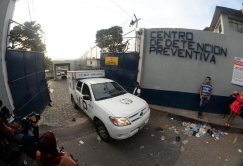 Los capturados guardarán prisión en el Preventivo de la Zona 18. (Foto: Archivo/Soy502)