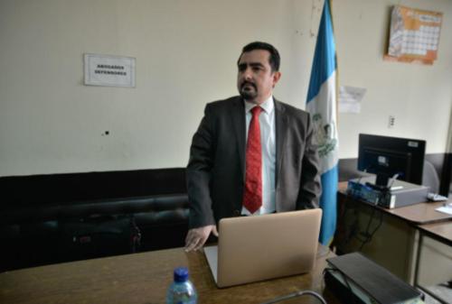 Vernon González pidió ser absuelto del delito de tráfico de influencias. (Foto: Archivo/Soy502)