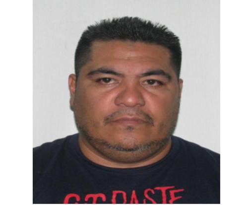 Erick Estuardo Castillo fue trasladado al juzgado respectivo donde se le darán a conocer los motivos de su detención. (Foto: MP)
