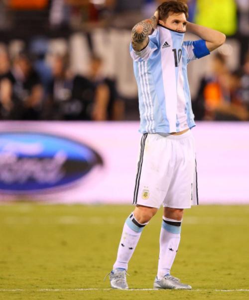 Quedar fuera del Mundial sería un desastre para Argentina. (Foto: YouTube)