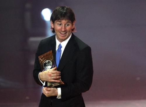 Leo Messi fue el último en ganar el FIFA World Player of the year. (Foto: FIFA)