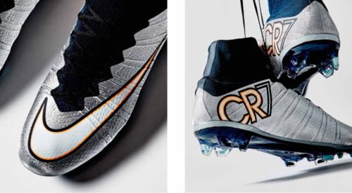 Cristiano Ronaldo siempre tiene sus propias botas. (Foto: Nike)