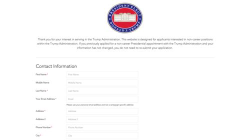 Este es el formulario que se necesitaría llenar. (Foto: Captura de pantalla/)