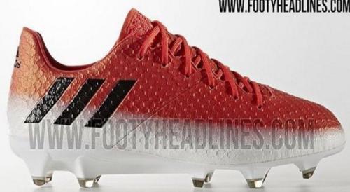 Estas son las nuevas botas, únicas para Leo Messi. (FootyHeadlines)