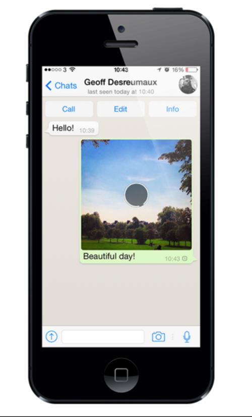 Ahora podrás visualizar los videos de WhatsApp sin que tengas que descargarlos. (Foto: wrms.com)