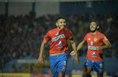 Edi Danilo Guerra, goleador del torneo. (Foto: Archivo/Soy502)