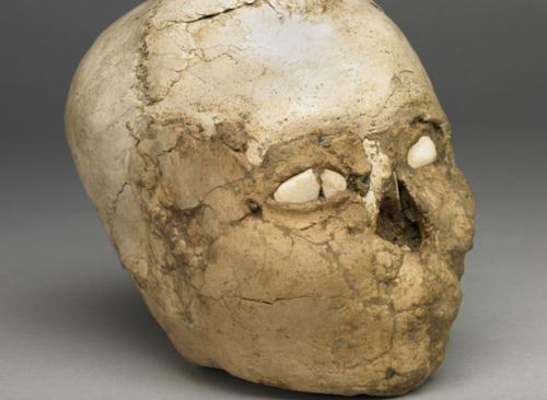 Los cráneos de Jericó son considerados uno de los grandes misterios de la historia. (Foto: britishmuseum.org)