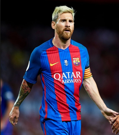 Este es el uniforme actual del Barça. (Foto: Mundo Deportivo)