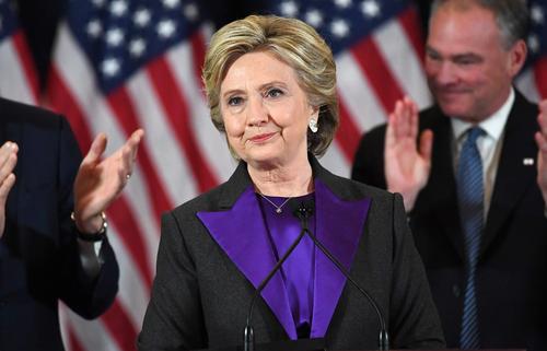 Hillary Clinton estuvo cerca de ser Presidenta. (Foto: Archivo)