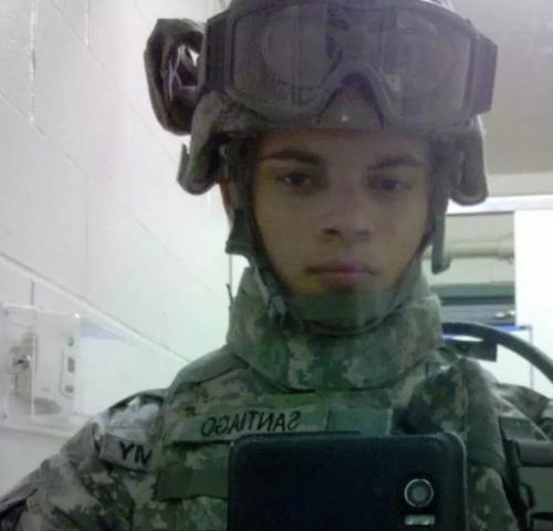 Alguna fuentes indican que el joven escuchaba voces que el incitaban a unirse a ISIS. (Foto: Badoo/Esteban Santiago)