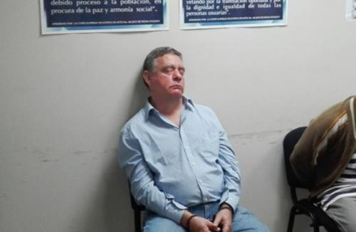 Roitman ha sufrido desmayos durante varias audiencias por el caso Lago de Amatitlán. (Foto: Wilder López/Soy502)