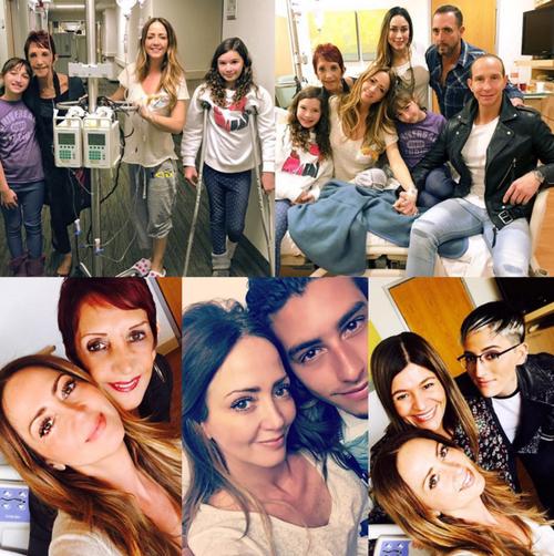 La estrella mexicana agregó que el amor todo lo puede. (Foto: Instagram)