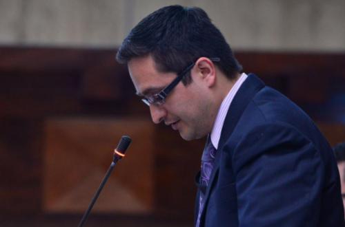 El titular de la FECI aseguró que en los próximos días se pedirá a gestión penal que los casos IGSS-Pisa e IGSS-Chiquimula pasen a un tribunal de mayor riesgo. (Foto: Archivo/Soy502)