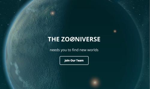 A través de la plataforma los internautas pueden ingresar para ayudar a encontrar este otro planeta.