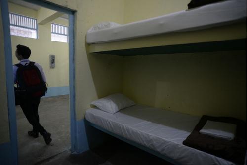 Así son las habitaciones de los reos. (Foto: Wilder López/Soy502)