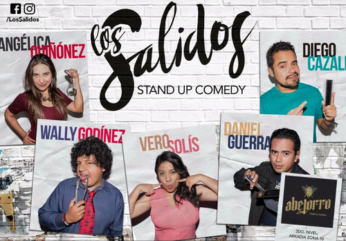 Los Salidos anuncian sus presentaciones a través de sus redes sociales. (Foto: Los Salidos)