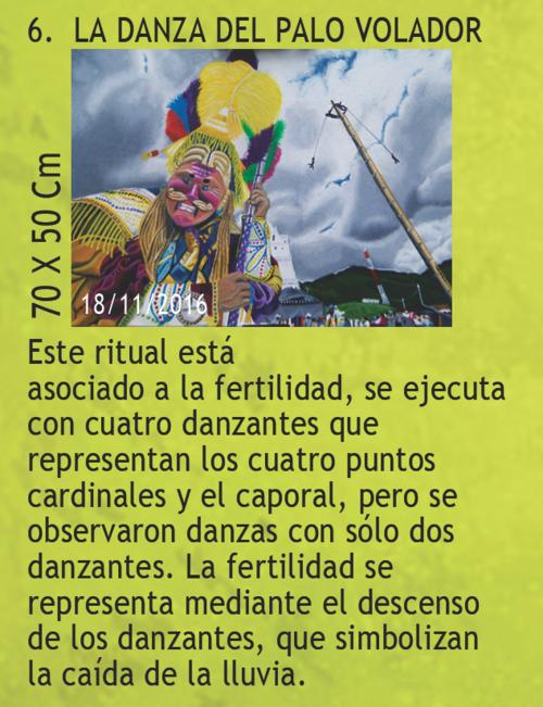 El arte de Norma Hernández está lleno de las costumbres y tradiciones guatemaltecas. (Foto: Trifoliar de la exposición)