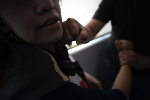 La psicóloga Paola Camo destaca que todo tipo de violencia siempre deja una marca en la psique de las víctimas. (Foto: Wilder López/Soy502)