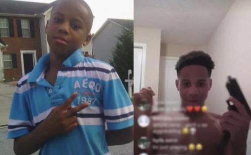 Los amigos del adolescente observaron la fatal transmisión en vivo. (Foto: Telegraph)