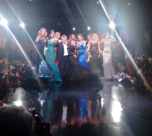 Mitzy ha vestido a importantes estrellas de México. (Foto: Mitzy Boutique)