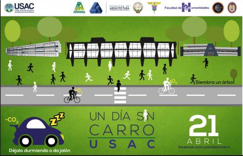 En la Universidad de San Carlos se realizará esta actividad.