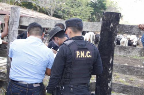La Policía Nacional Civil no reportó capturas por el robo. (Foto: PNC)