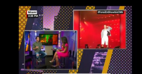 """Luis Fonsi cuenta cómo surge el mix """"Despacito"""" con Justin Bieber. (Foto: captura de pantalla)"""