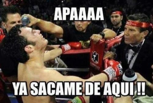 La pelea fue una victoria contundente para 'el Canelo'. (Foto: Twitter)