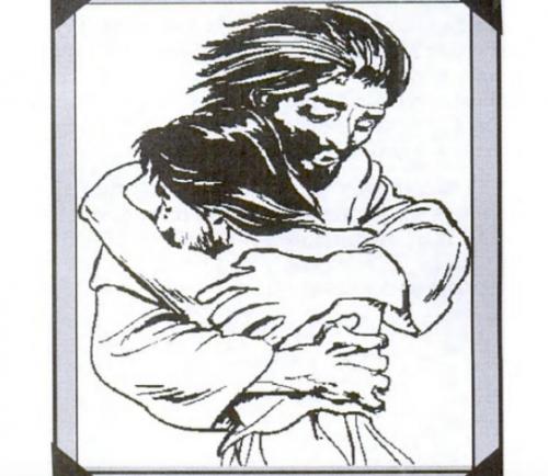 El libro basado en pasajes bíblicos hace referencia a cómo sobrellevar el sufrimiento. (Foto: Google Libros)
