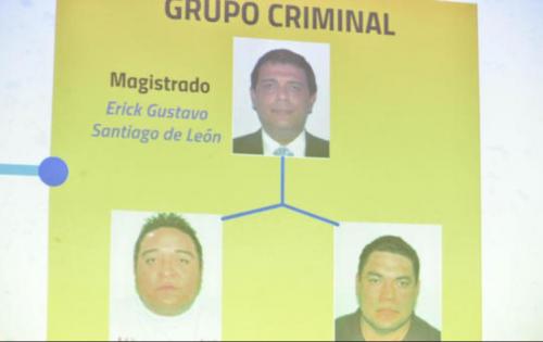 El exmagistrado enfrenta un proceso penal por el delito de cohecho pasivo. (Foto: MP)