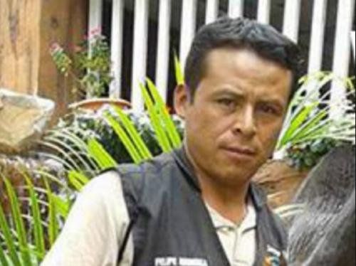 Munguía Jiménez laboraba como camarógrafo de un canal local. (Foto: Felap)