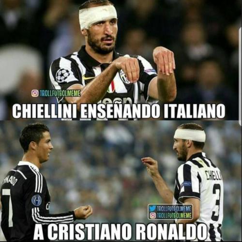 Hasta Cristiano Ronaldo forma parte de la variedad de memes.