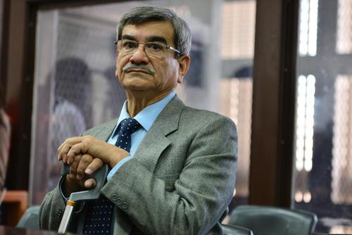 José Mauricio Rodríguez Sánchez también es juzgado junto a Ríos Montt. (Foto: Archivo/Soy502)