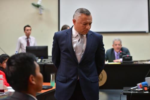"""Salvador Estuardo González, conocido como """"Eco"""", también está en riesgo. (Foto: Soy502)"""