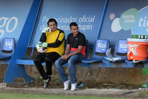 Edwin Fuentes es el nuevo convocado a selección, en lugar de Rafael Morales, quien está lesionado. (Foto: Luis Barrios/Soy502)
