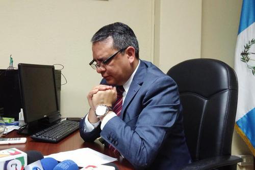 Tras la renuncia de Selvin García, los empleados que estaban a su cargo no han sido reasignados, por lo que no tienen qué hacer. (Foto: Archivo/Soy502)