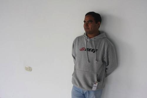 """Sergio Ramírez, cineasta guatemalteco, realizador de la película """"Distancia"""". (Foto: Sergio Ramírez oficial)"""