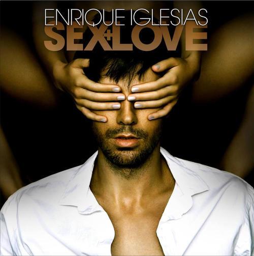 Esta es la portada del nuevo álbum de Enrique Iglesias, Sex + Love. (Foto: lahiguera.net)