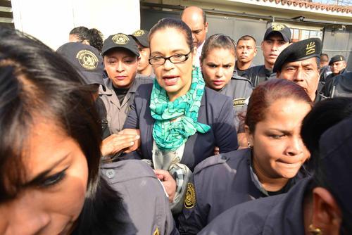 Baldetti es propietaria del 40 por ciento de las acciones de la compañía que administraba Aceituno Juárez. (Foto: Archivo/Soy502)