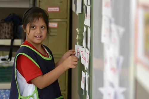 Los niños con Síndrome de Down se caracterizan por tener una gran variedad de personalidades. (Foto: Deccio Serrano/Soy502)